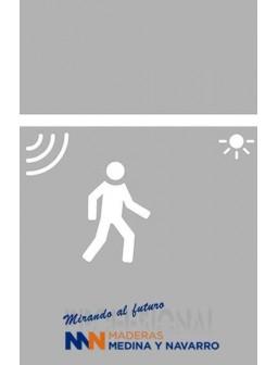 Detector de movimiento por infrarrojo