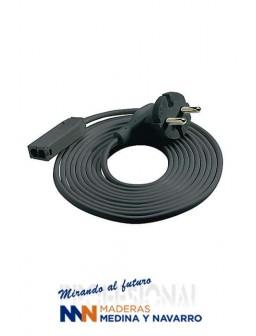 Cable de alimentación primario de 2 metros 230 V/2,5 A