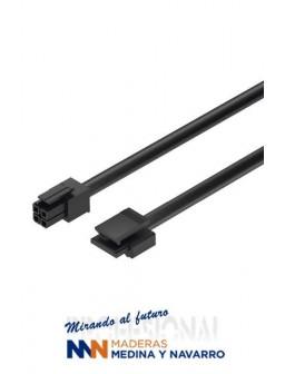 Cable de alimentación LED para conectores insertables