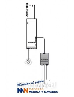 Caja multi-interruptor