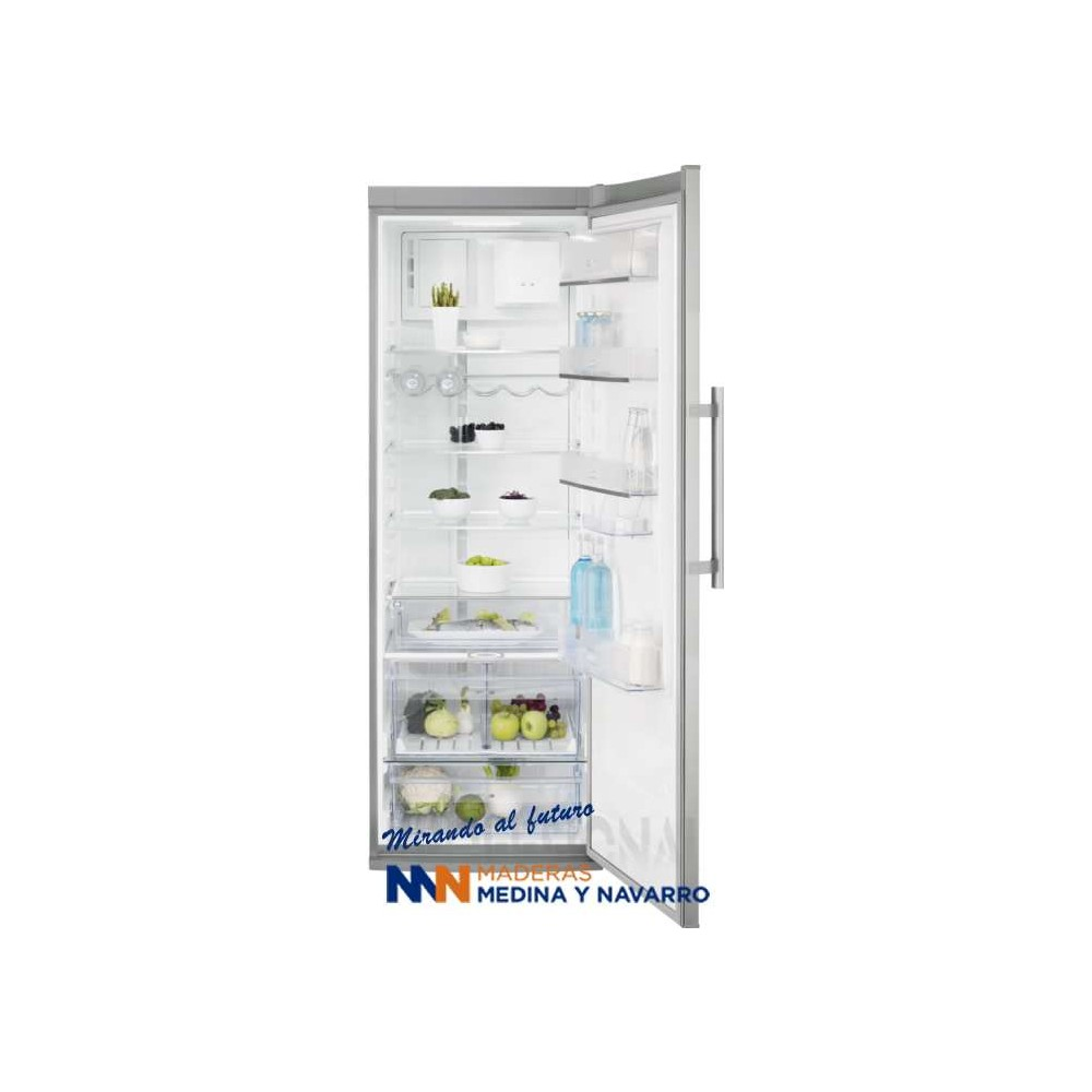 Frigorífico Electrolux INOX de una puerta
