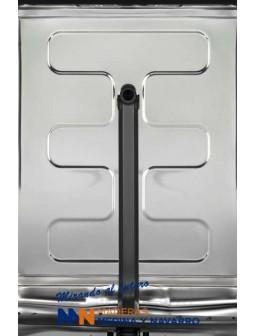 Lavavajillas Zanussi integrable de 60 cm