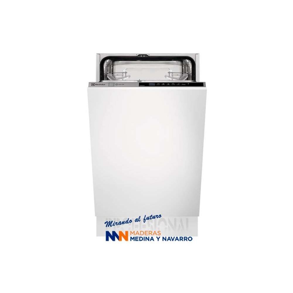 Lavavajillas integrable Electrolux de 45 cm para 9 cubiertos