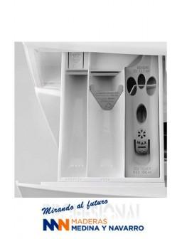 Lavadora Zanussi integrable de 7 Kg de carga