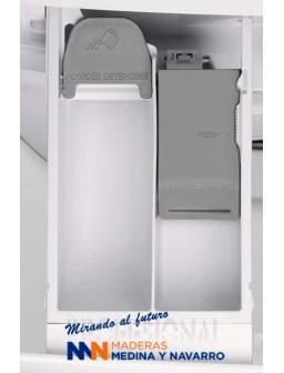 Lavadora Electrolux de libre instalación de 8 kg de carga