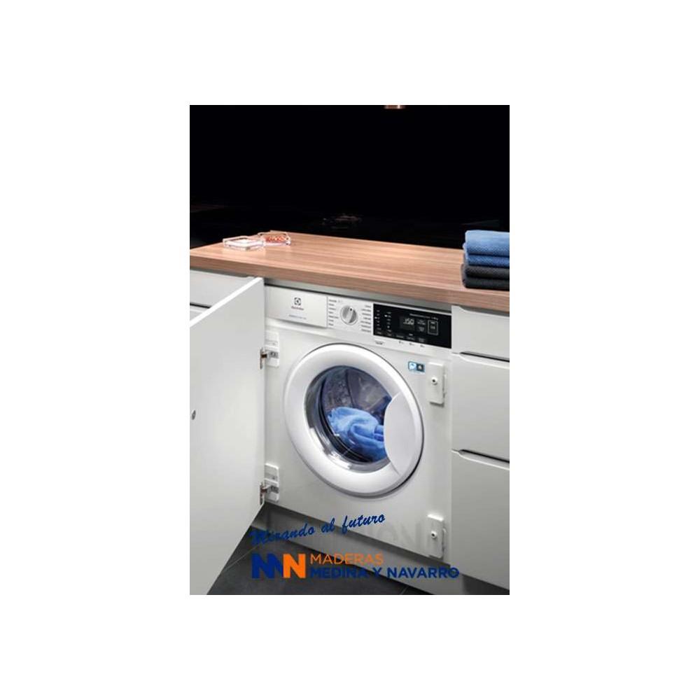 Lavadora Electrolux integrable de 7 kg de carga