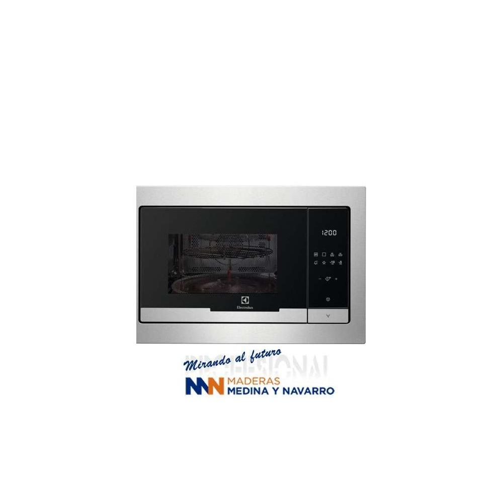 MICROONDAS INOX ELECTROLUX 25L EMT25207OX