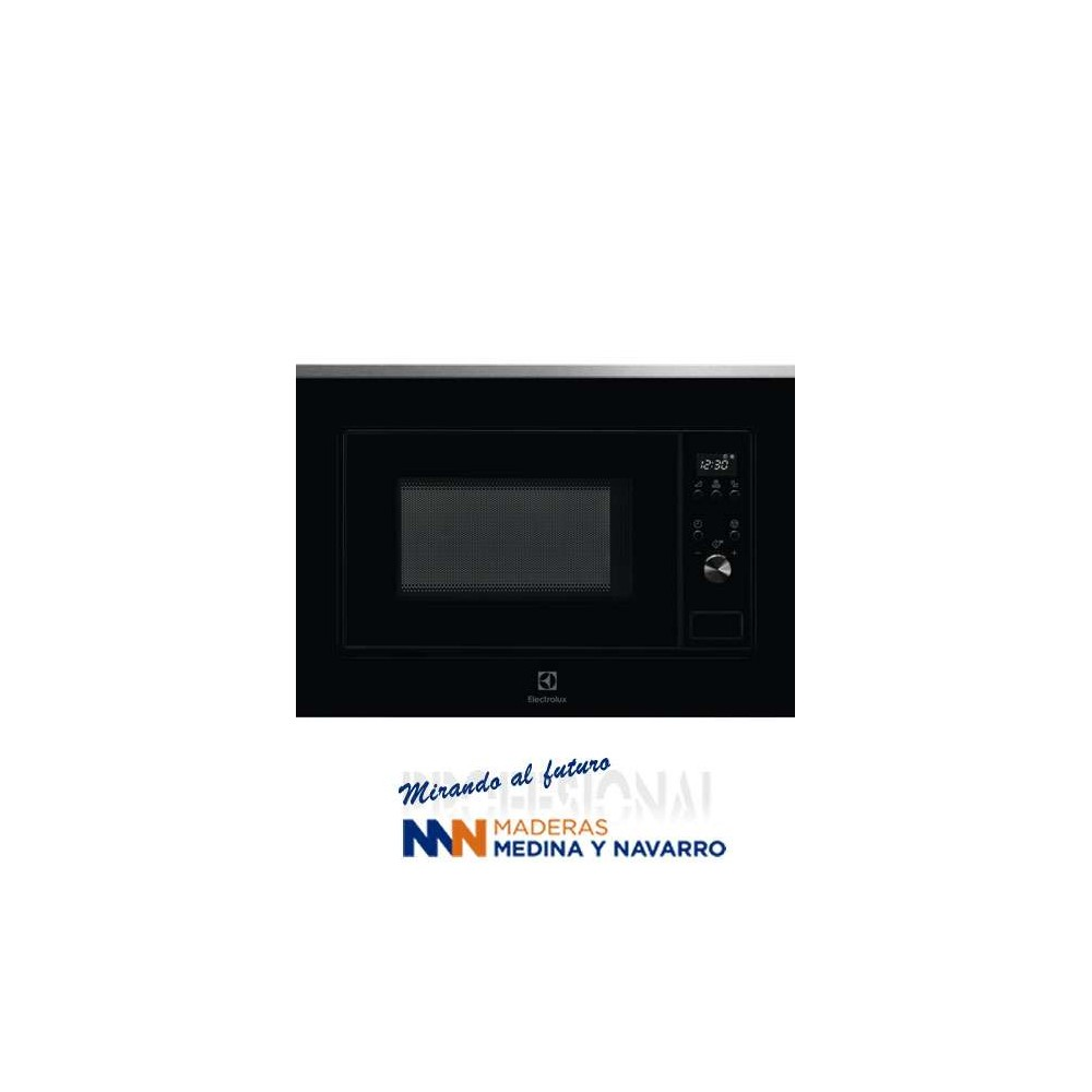 MICROONDAS NEGRO ELECTROLUX Antihuellas 17L LMS2173EMX