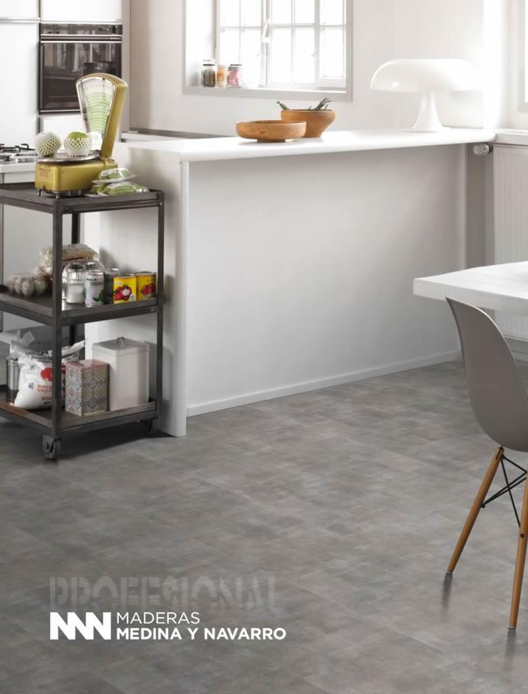 Vinilo Parador Trendtime 5.50 Mineral Grey