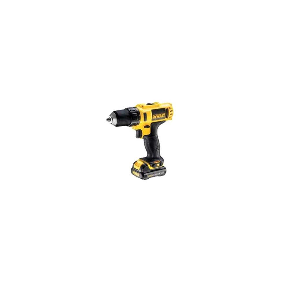 Taladro atornillador DCD710S2
