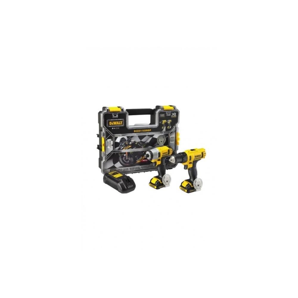 Kit DCK211S2R