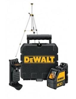 Nivel laser DeWalt DW088KTRI