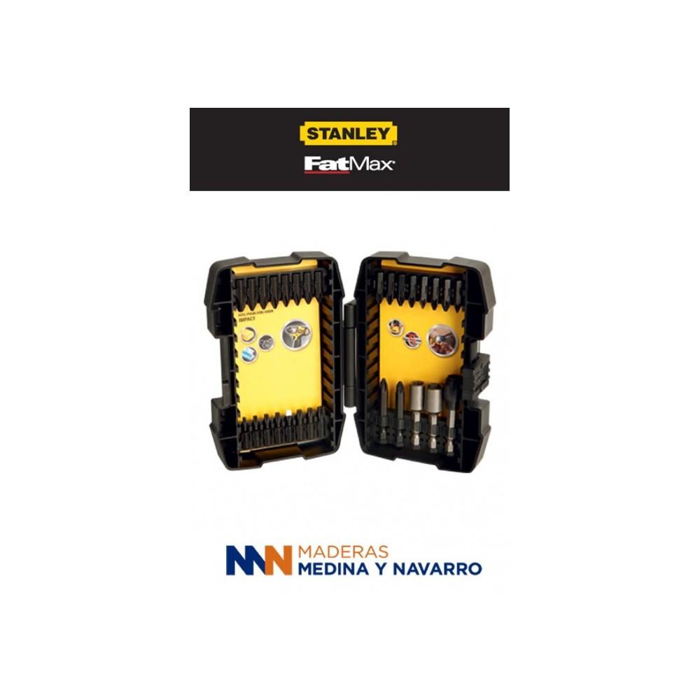 Juego de 29 piezas para atornillador de impacto STA88500-XJ