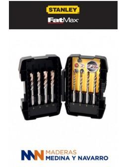 Juego de 8 brocas SDS+ para martillos STA88101-XJ