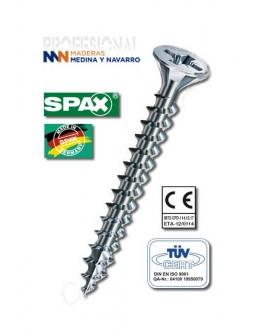 Tornillo ABC SPAX Galvanizado