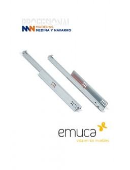 Guía de extracción parcial con Push de EMUCA