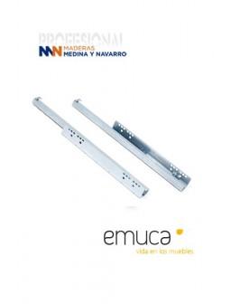 Guía de extracción parcial con autocierre de EMUCA