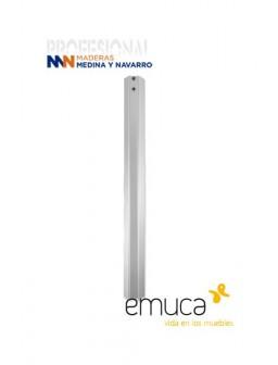 Pata de mesa Angle Aluminio Mate