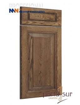 Puertas de madera macizas Portasur