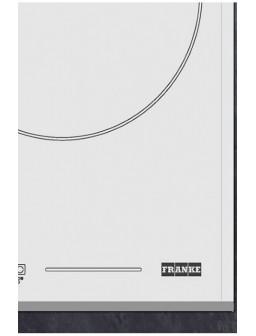 Placa inducción 4 PIN 630 Blanco