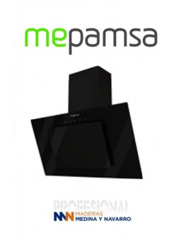 Campana extractora EMPIRE Negra
