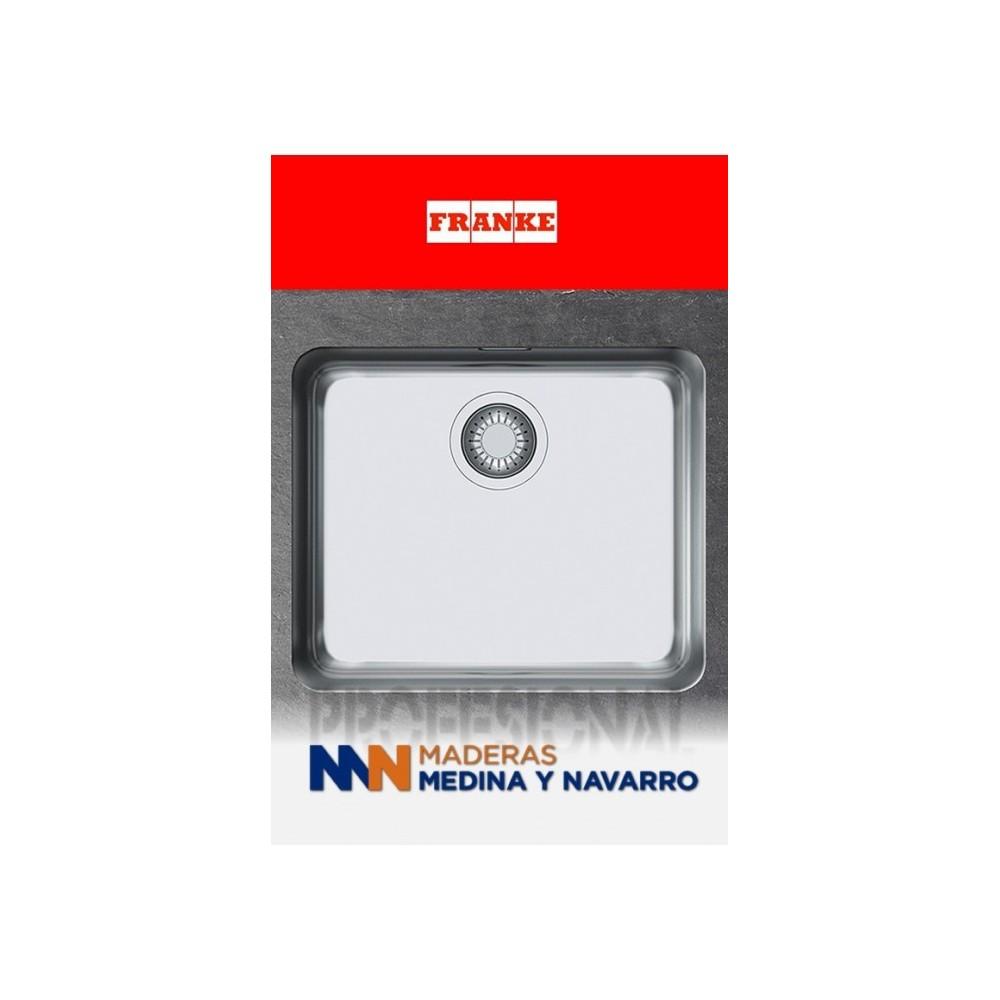 Fregadero Cubeta ATON 110-48 Franke