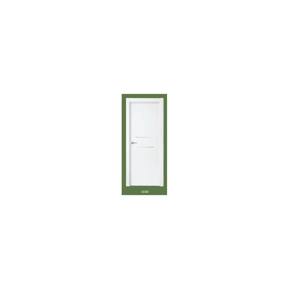 Puerta Lacada 20300