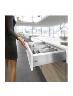 Cajón ArciTech gris metálico