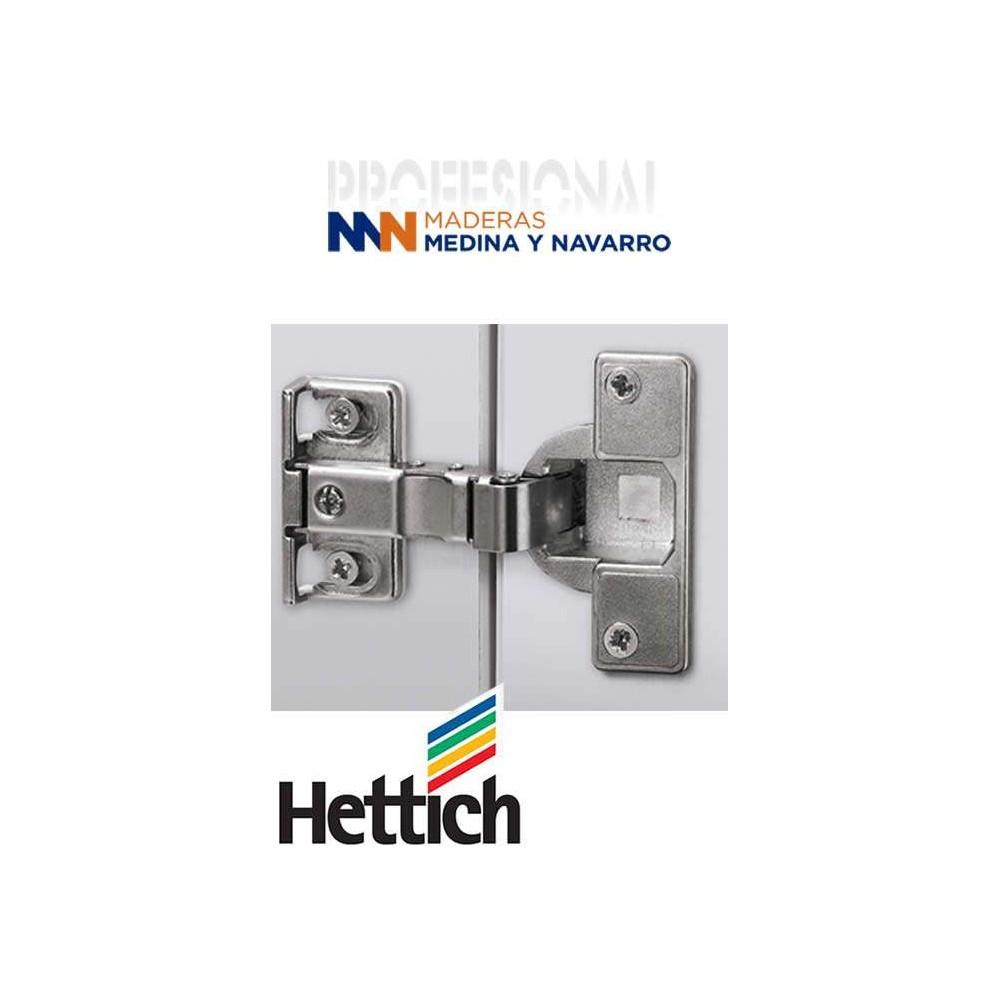 Bisagra especial frigorífico Hettich