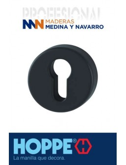 Bocallaves Negro 42KS Hoppe DuraPlus®