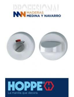 Condena y desbloqueador blanco 42KS Hoppe DuraPlus®