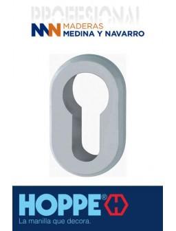 Juego Bocallaves Roseta Mini M846S Blanco Hoppe DuraPlus®