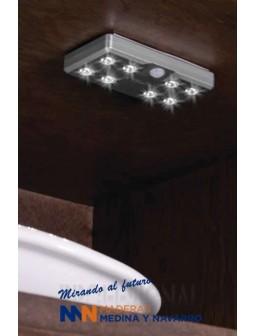 Lámpara de batería LED 9004