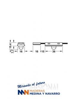 Taco barra lateral InnoTech Atira