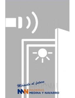 Interruptor con sensor para puertas correderas