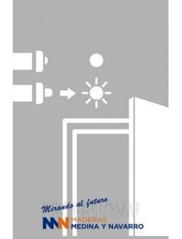 Interruptor de puerta negro