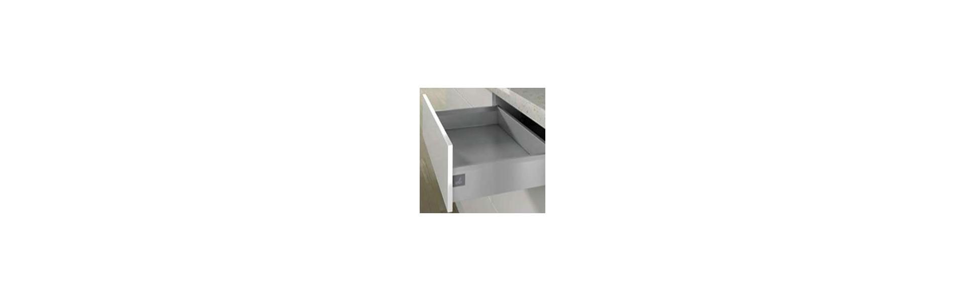 Sistemas de cajón para cocina Innotech de Hettich