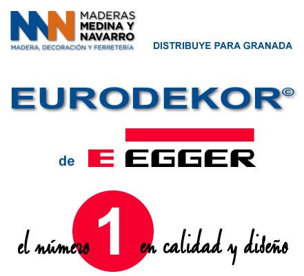 distribución de E Egger en Granada